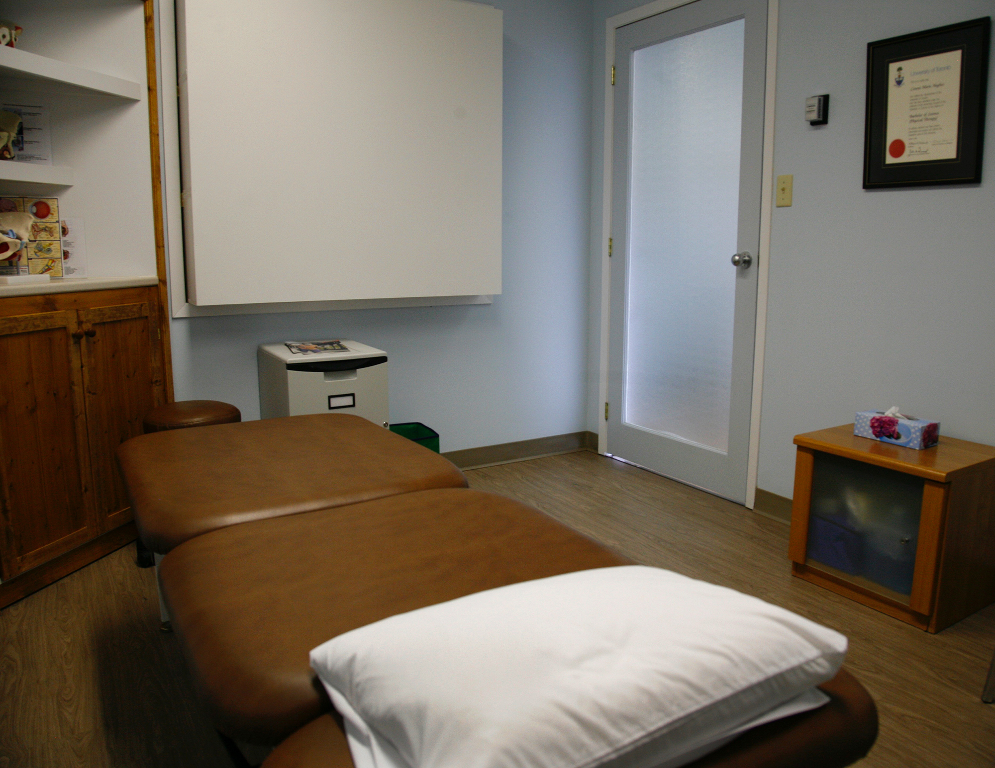 Pelvi Floor/ Physio Room