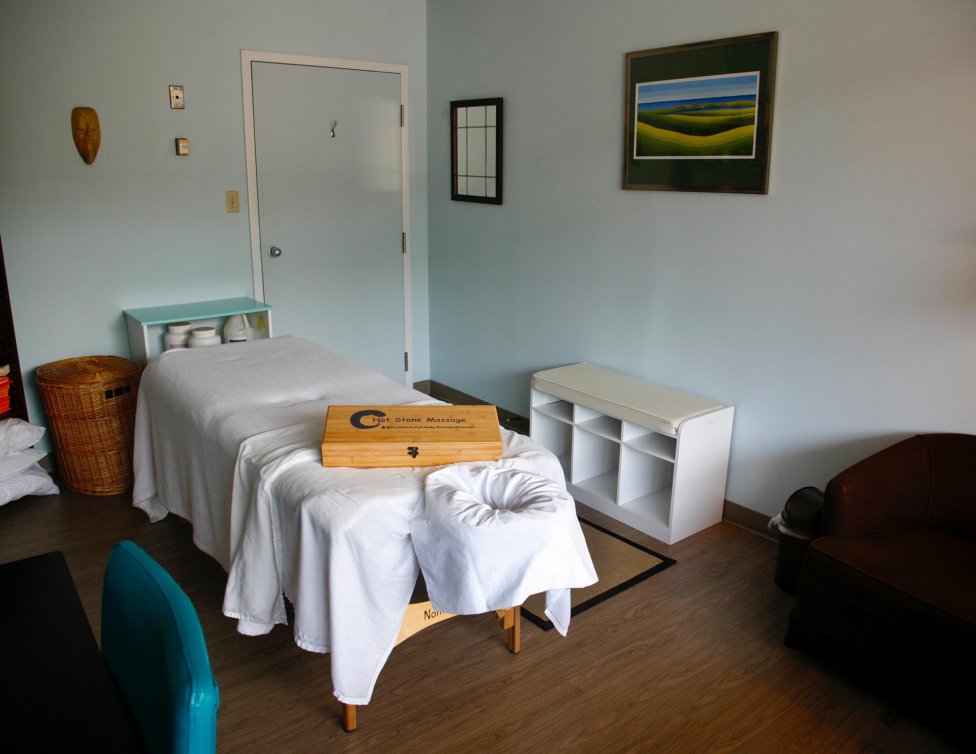 Massage Room 3- Scott Conrad